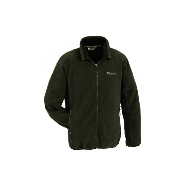 FLEECE JACKET BASIC PINEWOOD