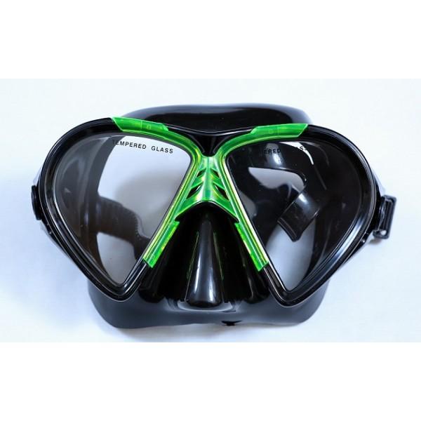 Μάσκα Κατάδυσης Από Σιλικόνη Siliter Mask Xifias    826A