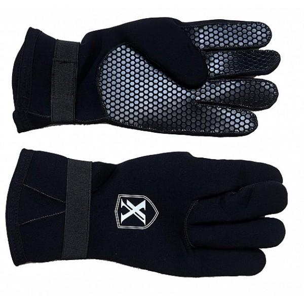 Γάντια Κατάδυσης XIFIAS  3,5mm Μαύρα  ANTISLIDE