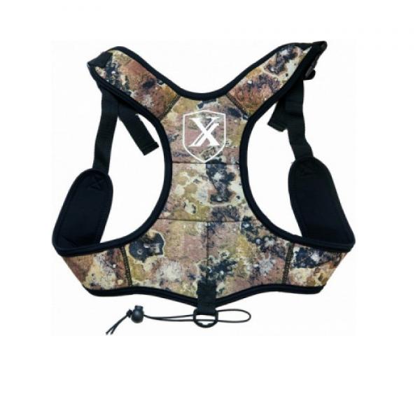 Γιλέκο Βαρών Πλάτης Xifias  Για Καταδύσεις (Weight Vest Camo 2)