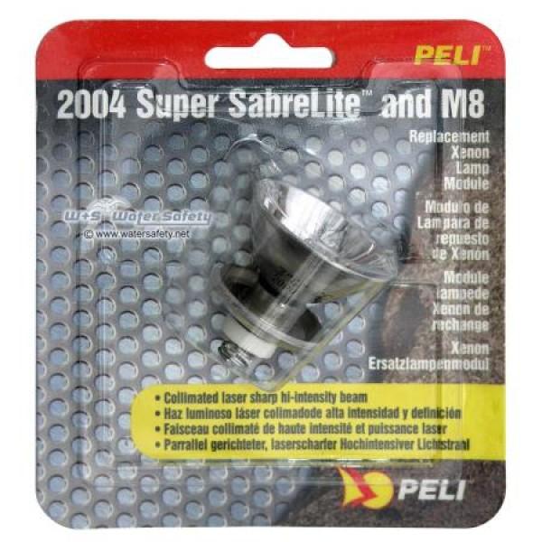 Λαμπακι  αντικατάστασης φακων  Pelican ™ 2004 Super Sabrelite™