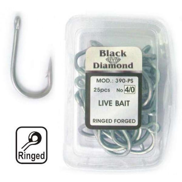 Live Bait Blister 25 τεμ. 390-PS Black Diamond