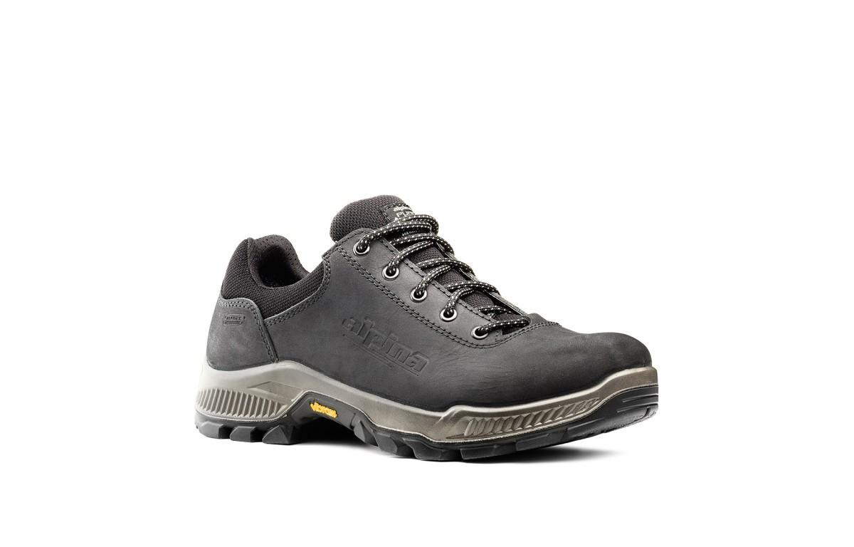d964b541239 ALPINA PRIMA LOW 2.0 Μαυρο Ορειβατικα Παπουτσια Χαμηλα